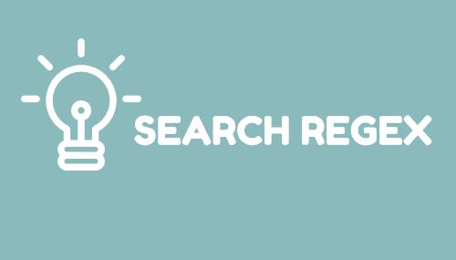 Search Regex-logo-ohamastyle